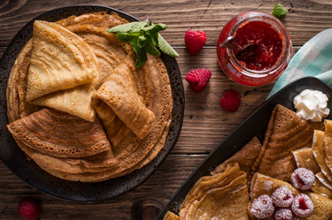 Vegan Crepes